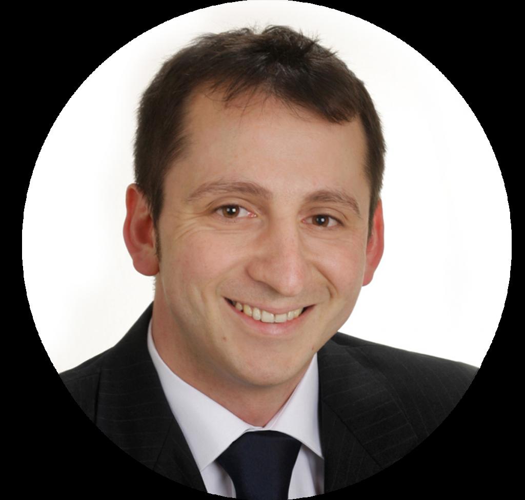 Projektleiter Vladimir Radik von der Firma GAIA